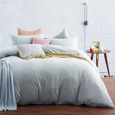 针织棉四件套米兰 1.5m(5英尺)床 纯(米兰)