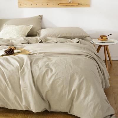 水洗棉四件套--奥斯卡风情 1.5m(5英尺)床 奥斯卡风情