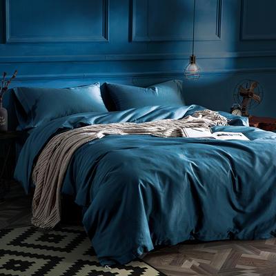 60长绒棉(青蓝) 标准 青蓝