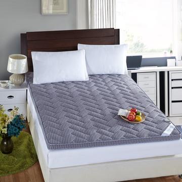 4D立体竹炭纤维床垫
