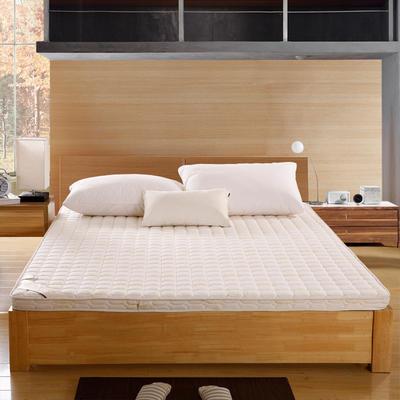 高弹记忆海绵床垫(贵族白6.5厘米) 0.9*1.9 贵族白