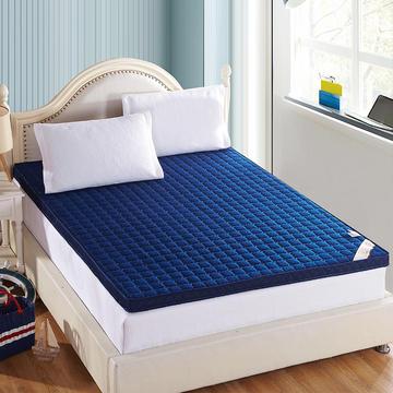 高弹记忆海绵床垫(绅士蓝6.5厘米)