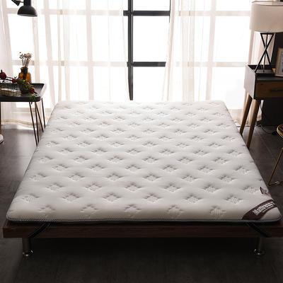 云朵舒适款床垫 0.9*2.0 白色