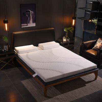 新款乳胶床垫可拆洗 0.9*2.0 白色5厘米