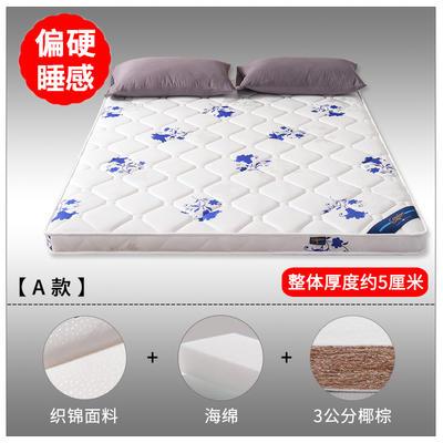 2019新款-3E环保椰棕乳胶床垫 (场景2/S16-1) 1 S16-1/3公分椰棕(5cm)