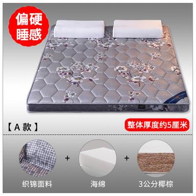 2019新款-3E环保椰棕乳胶床垫 (场景2/S17-1) 0.9 S17-1/3公分椰棕(5cm)