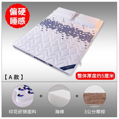 2019新款-3E环保椰棕乳胶床垫 (场景2/S20-1) 0.9 S20-1/3公分椰棕(5cm)