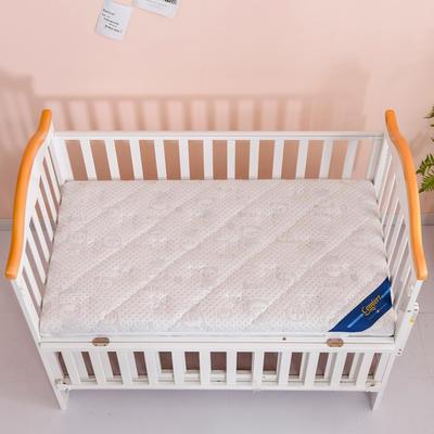 2020新款-婴儿棕垫(针织小熊/竹炭面料/4D面料) 56*100cm 小熊 灰3cm棕(整体约5cm)