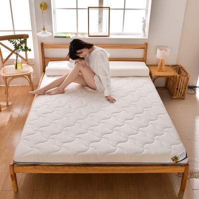 2020新款-單邊乳膠床墊 0.9m床 好夢白6cm