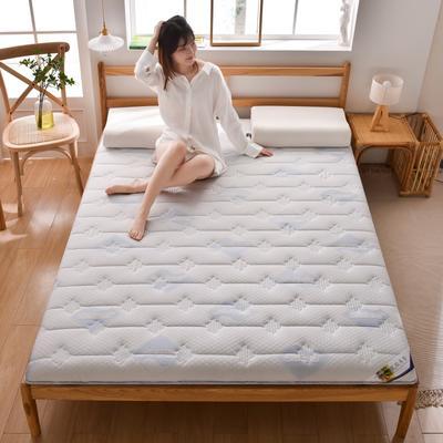 2020新款-單邊乳膠床墊 0.9m床 心動6cm