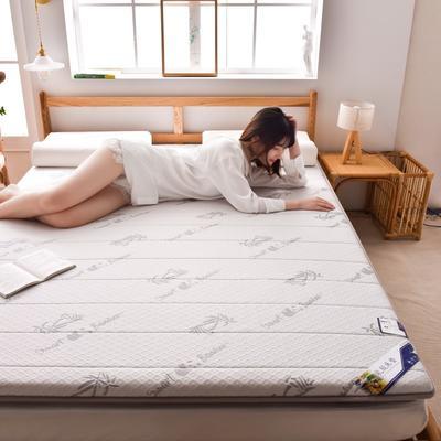 2020新款-單邊乳膠床墊 0.9m床 竹園6cm