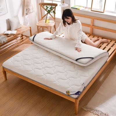 2020新款-單邊乳膠床墊 0.9m床 好夢白10cm