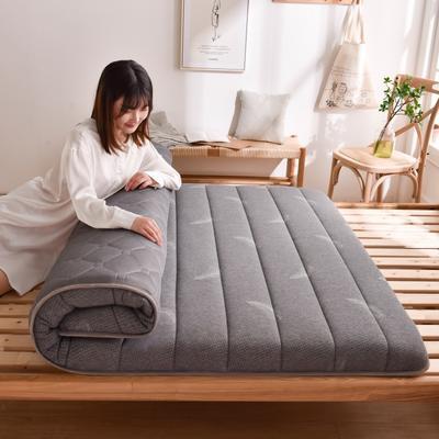 2020新款-單邊乳膠床墊 0.9m床 輕羽-灰10cm