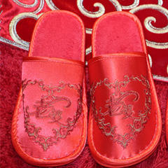 婚庆拖鞋—老公老婆