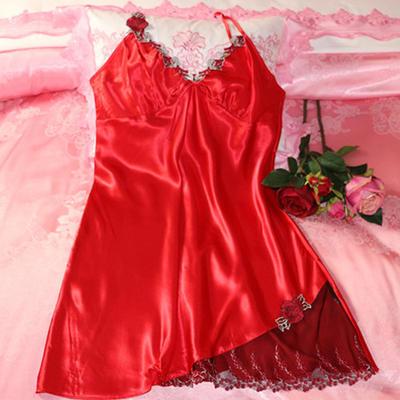 婚庆睡衣—玫瑰款