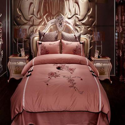 2020新款-经典款婚庆多件套(总) 标准1.5m床-1.8m床 艾丽莎