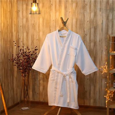 酒店浴袍  金典毛圈浴袍 s 银丽丝