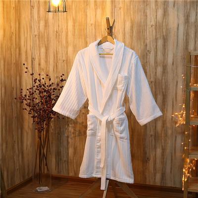酒店浴袍  威斯汀酒店风格浴衣 m 缪斯