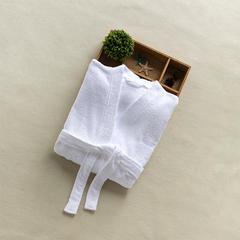 酒店浴袍 全面毛圈 皎洁