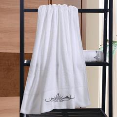 毛巾浴巾 五星酒店铂金锻系列毛浴巾 加大浴巾80*160cm 魅影