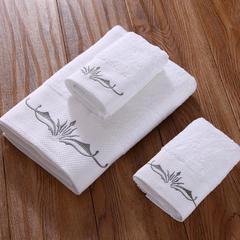 毛巾浴巾 五星酒店铂金锻系列毛浴巾套装 魅影