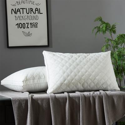 2019新款立体绗缝枕芯 立体绗缝枕芯