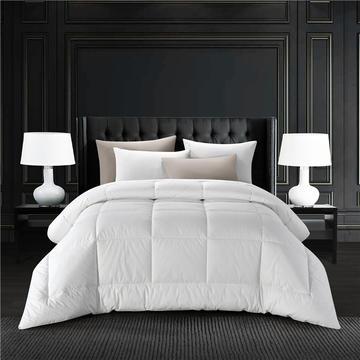 宾馆酒店133*100全棉静音防羽布被芯