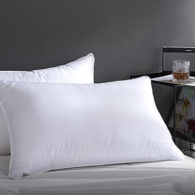 新款希尔顿抗菌纤柔枕 48*74枕芯