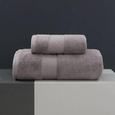 新款希尔顿客房标准款系列面巾浴巾 商务灰40*75cm面巾