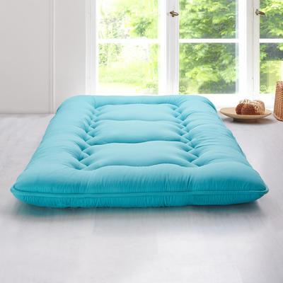 科含床垫          鹅绒加厚床垫 0.9*2.0米 橄榄绿