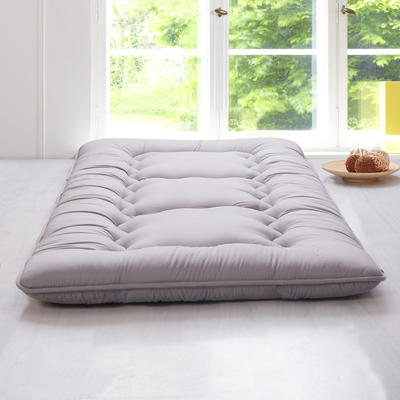科含床垫          鹅绒加厚床垫 0.9*2.0米 灰色