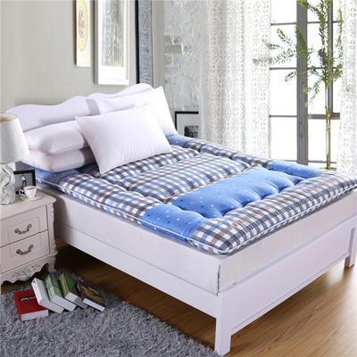 科含床垫         全棉加厚床垫 0.9*2.0米 爱很简单