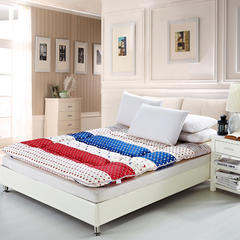 科含床垫         全棉加厚床垫 0.9*2.0米 亲亲宝贝