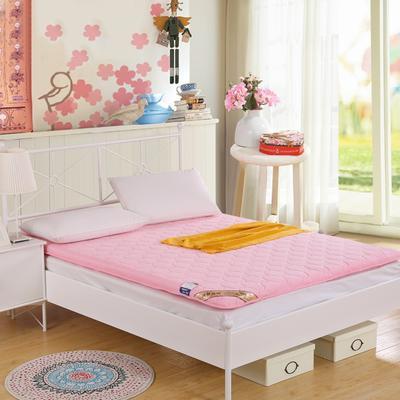 科含床垫         全棉抗菌防螨床垫 0.9*2.0米 粉色