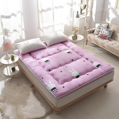 科含床垫         全棉加厚床垫 0.9*2.0米 米菲兔