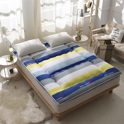 科含床垫         全棉加厚床垫 0.9*2.0米 悦动年华