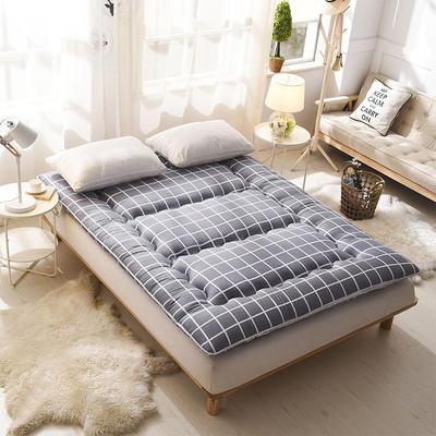 科含床垫         全棉加厚床垫 0.9*2.0米 光影格调
