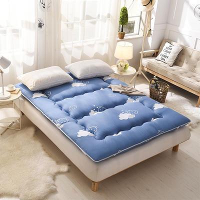 科含床垫         全棉加厚床垫 0.9*2.0米 云中歌