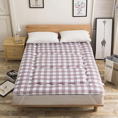 科含床垫           磨毛斜纹床垫 0.9*2.0米 卡丝格