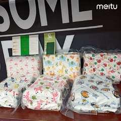 厂家直供泰国天然乳胶儿童幼儿园学生卡通枕2-8岁儿童乳胶枕批发 白色 44*27