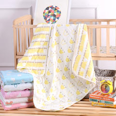 婴儿用品 6层纱布110*110cm 皇冠