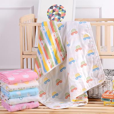 婴儿用品 6层纱布110*110cm 米老鼠