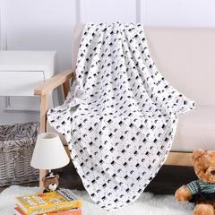 婴儿用品 2层纱布120*120cm 蝙蝠侠