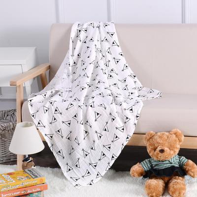 婴儿用品 2层纱布120*120cm 帐篷