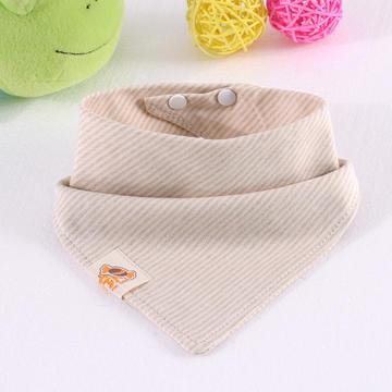 婴儿用品 彩棉三角巾