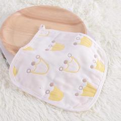 婴儿用品 方巾26*26cm 皇冠