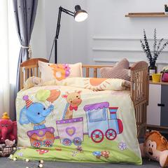 幼儿园大版花  单品垫套/垫芯 丝绵床垫芯60*120cm 完美旅途