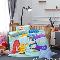 幼儿园大版花  单品垫套/垫芯 丝绵床垫芯60*120cm 字母ABC