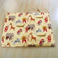 悦童家纺大森林睡袋(丝棉款) 大森林(78X120cm)