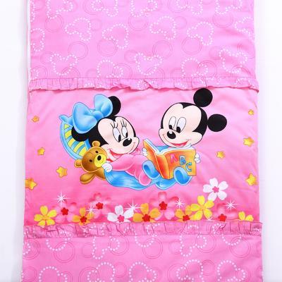 悦童家纺迪斯尼款睡袋(单外套) 米奇宝贝(78X150)